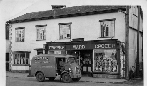 MS001 Ward shop and van c1960.jpg