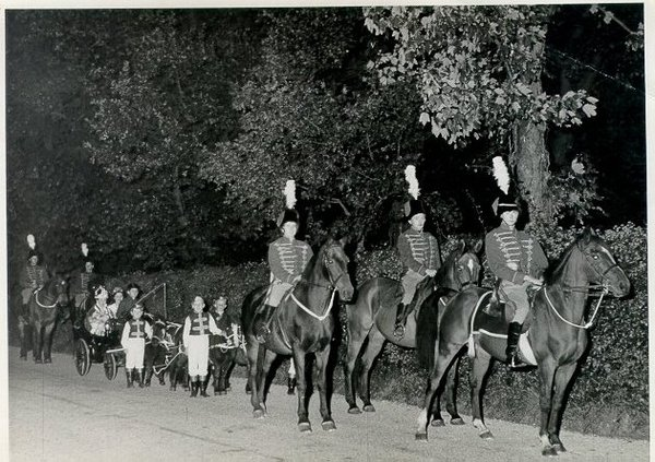 GS038 Events,People - Hussars and children parade.jpg