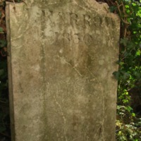 38 3 Footstone for John Farrow.JPG