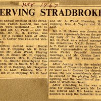 PC serving Stradbroke 1967.jpg