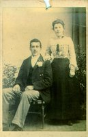 AR Alfred and Faith Clarke girling picture.jpg