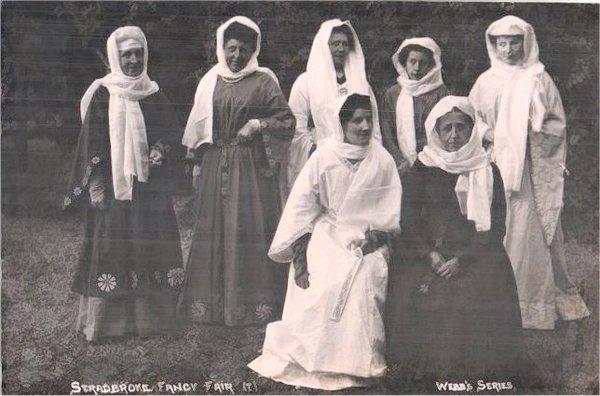 Webb Image - Women in Fancy Dress at the Fancy Fair.jpg
