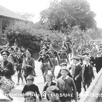 Stradbroke WW1 Recruiting