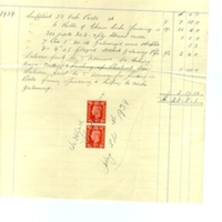 GN019 People,Documents,Businesses - invoice 1939 mason.jpg