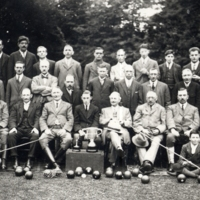 White Hart Bowls Club and the Mid-Suffolk Bowls Association 1927