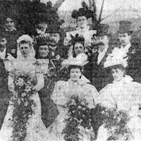 Meen Wedding Edith Meen to Horace Rush   1893.jpg