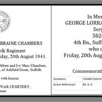 In Memory of George Chambers.WW2 AR.jpg