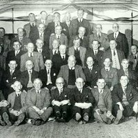 WW1 Veterans meeting